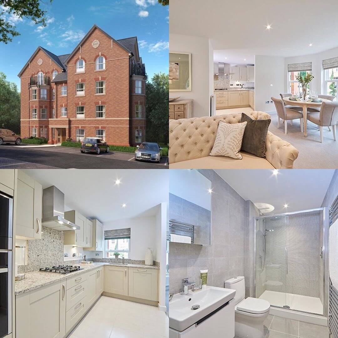 Home Of The Week: Marlowe House at Clevelands, a collection of just twelve apartments, all built to traditionally high standards, suiting everyone from first time buyers to downsizers.  #joneshomes #joneshome #joneshomesuk #home #homeoftheweek #newhome #newhomes #newbuild #newbuildhome #newbuildjourney #property #instahome #newhouse #newbuildhomes