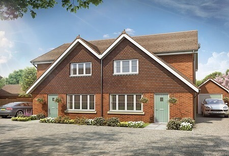 Home of the week: The Baycliffe at Bluebell Meadow, a charming 3 bedroom semi detached home with a modern layout including a large kitchen/dining room, living room, cloakroom and ensuite to the master bedroom.  With summer incentives and Help to Buy available, there has never been a better time to buy.  #joneshomes #joneshomesuk #joneshome #homeoftheweek #home #newhome #newhomes #newbuild #newbuildhome #property #instahome #exterior #interior #newhouse