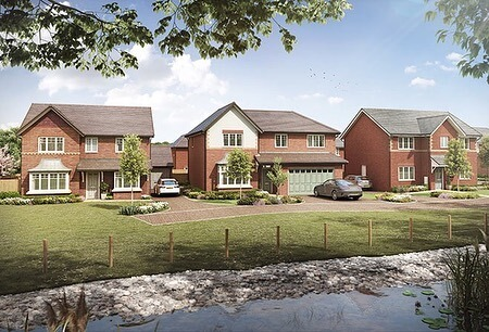 Something Special is coming soon to Mawdesley Village. St Peter's Park on Gorsey Lane is a collection of 4 and 5 bedroom luxury detached home with a very high internal specification as standard.  Our sales centre opens on August 17th – register your details today to hear about the first releases.  #joneshomes #joneshome #joneshomesuk #home #newhome #newbuild #newbuildhome #newhomes #property #instahome #newhouse