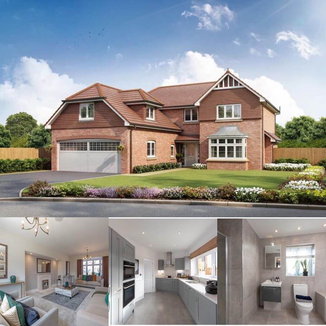 The Signature Collection, our highest specification which is only found at selected flagship developments, like Kingsborough Manor in Eastchurch.  These are the kind of homes that people dream of living in, with fabulous open-plan kitchens and exclusive finishing touches like stunning bathrooms complete with Villeroy and Boch sanitaryware.  #joneshomes #joneshomesuk #joneshome #home #newhome #newhomes #newbuild #newbuildhome #newbuildhomes #property #instahome #newhouse