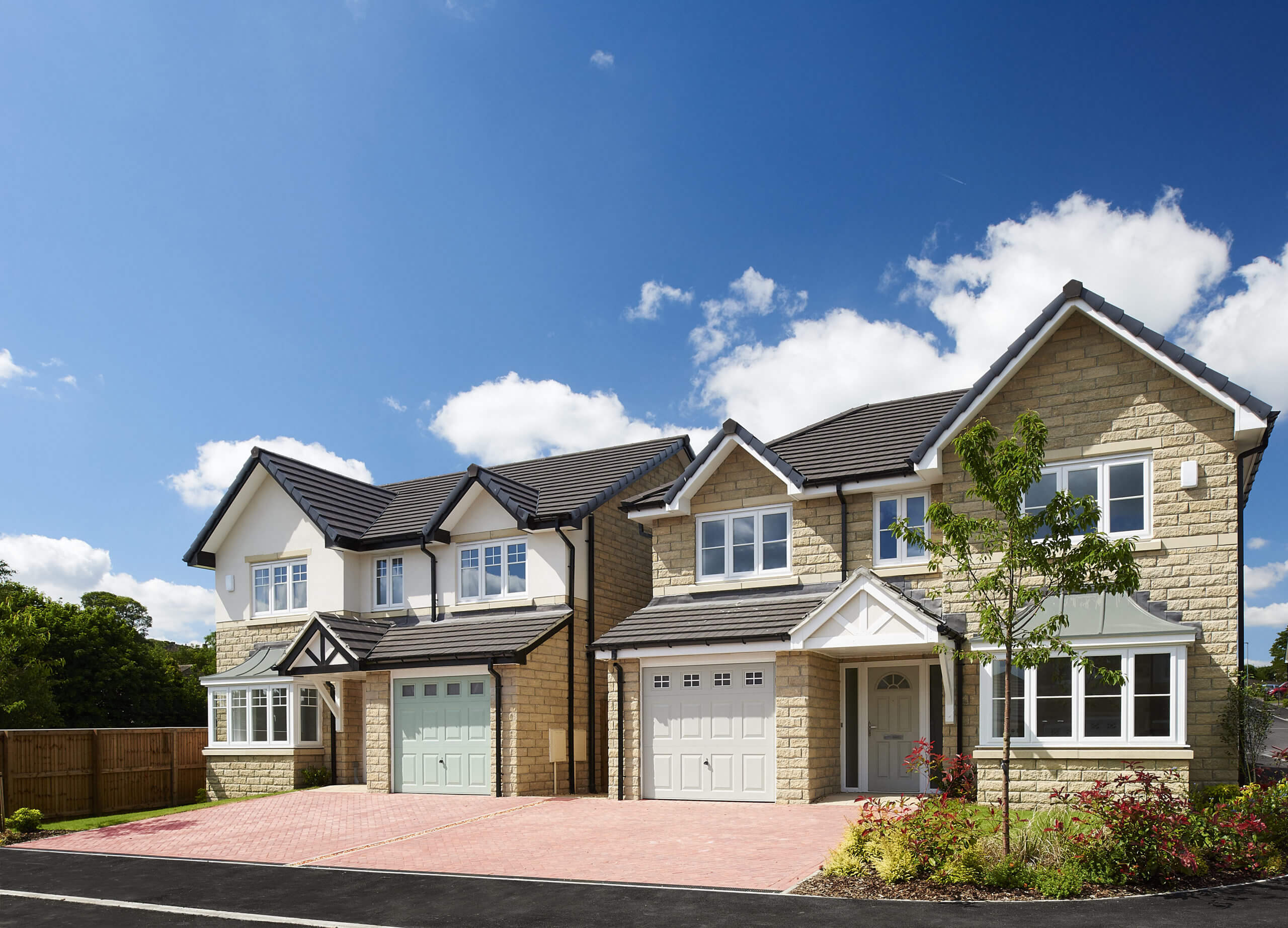 Jones Homes named as builder behind best small development in West Yorkshire