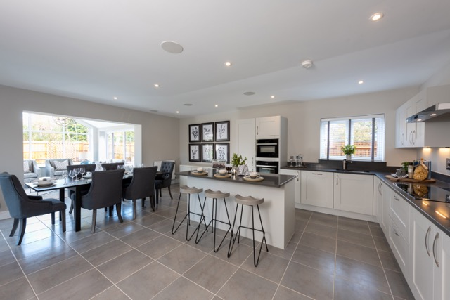 Exclusive new homes available at Folders Grove